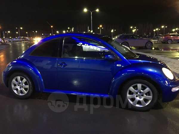 Volkswagen Beetle, 2002 год, 335 000 руб.