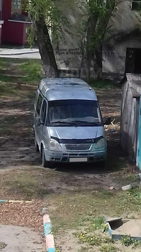 ГАЗ 2217, 2003 год, 140 000 руб.
