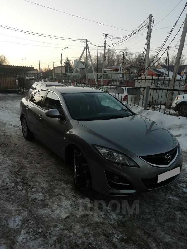 Mazda Mazda6, 2010 год, 585 000 руб.