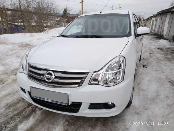 Nissan Almera, 2017 год, 455 000 руб.
