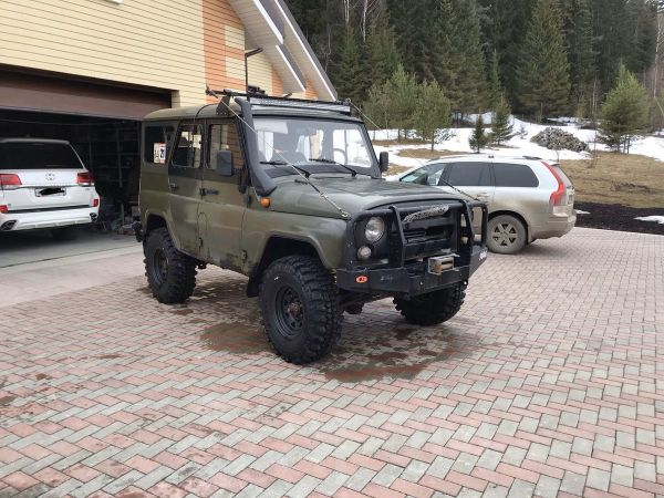 УАЗ 3151, 2005 год, 450 000 руб.