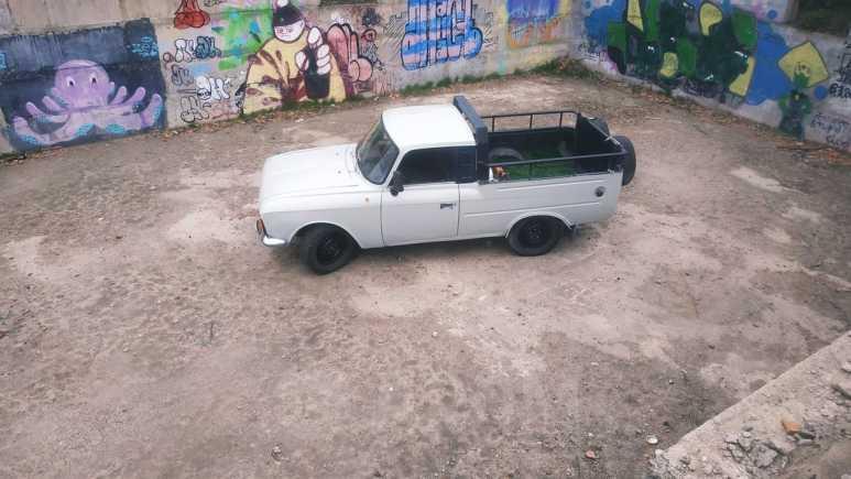 ИЖ 2715, 1995 год, 60 000 руб.