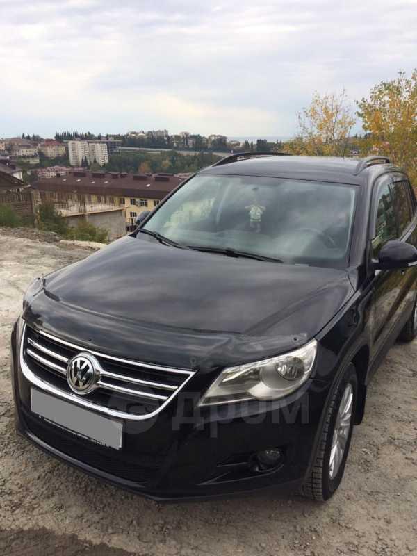 Volkswagen Tiguan, 2008 год, 525 000 руб.