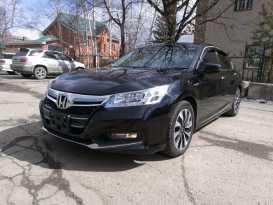 Дальнереченск Honda Accord 2013