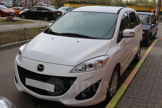 Mazda Mazda5, 2014 год, 860 000 руб.