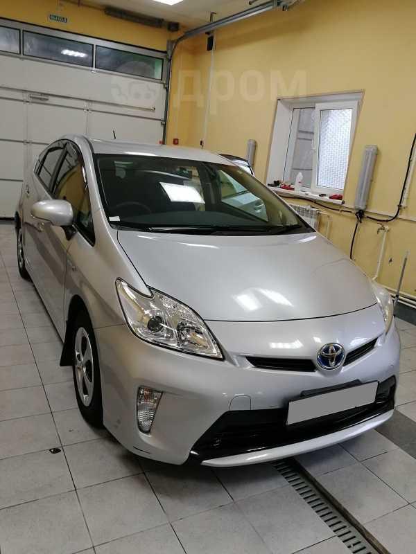 Toyota Prius, 2013 год, 870 000 руб.