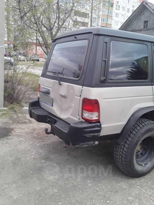 Hyundai Galloper, 2001 год, 180 000 руб.