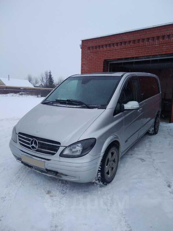 Mercedes-Benz Viano, 2004 год, 510 000 руб.