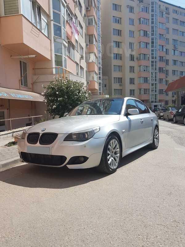 BMW 5-Series, 2003 год, 591 000 руб.