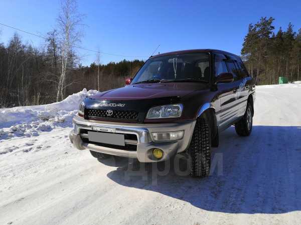 Toyota RAV4, 1997 год, 320 000 руб.