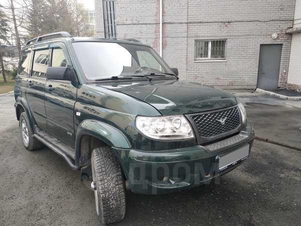 УАЗ Патриот, 2012 год, 400 000 руб.