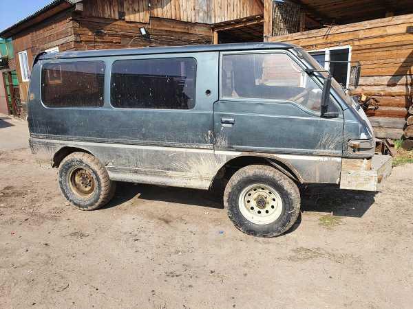 Mitsubishi Delica, 1991 год, 110 000 руб.