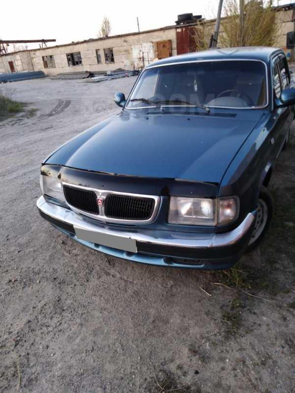 ГАЗ 3110 Волга, 2002 год, 55 000 руб.