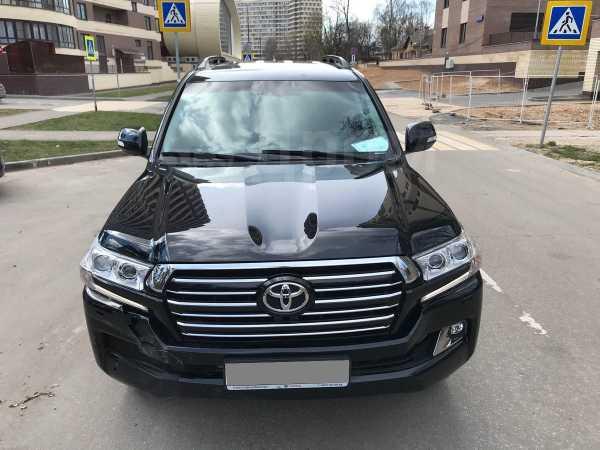 Toyota Land Cruiser, 2018 год, 3 690 000 руб.