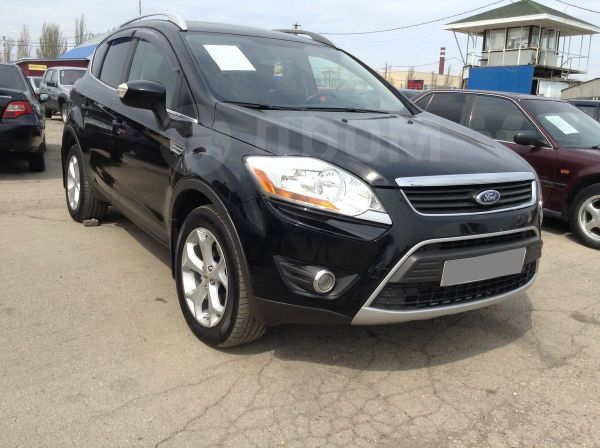Ford Kuga, 2012 год, 595 000 руб.