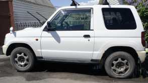 Новоалтайск Pajero Mini 2002