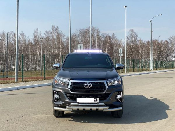 Toyota Hilux Pick Up, 2018 год, 2 780 000 руб.
