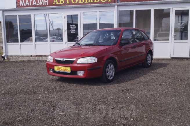 Mazda 323, 1999 год, 185 000 руб.