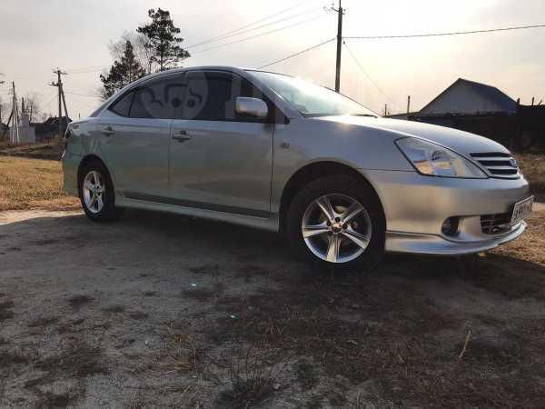 Toyota Allion, 2002 год, 450 000 руб.