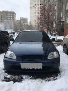 Магнитогорск Civic Ferio 1996
