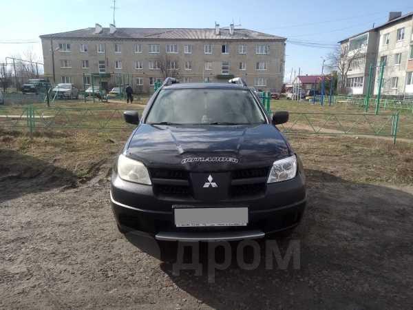 Mitsubishi Outlander, 2007 год, 400 000 руб.