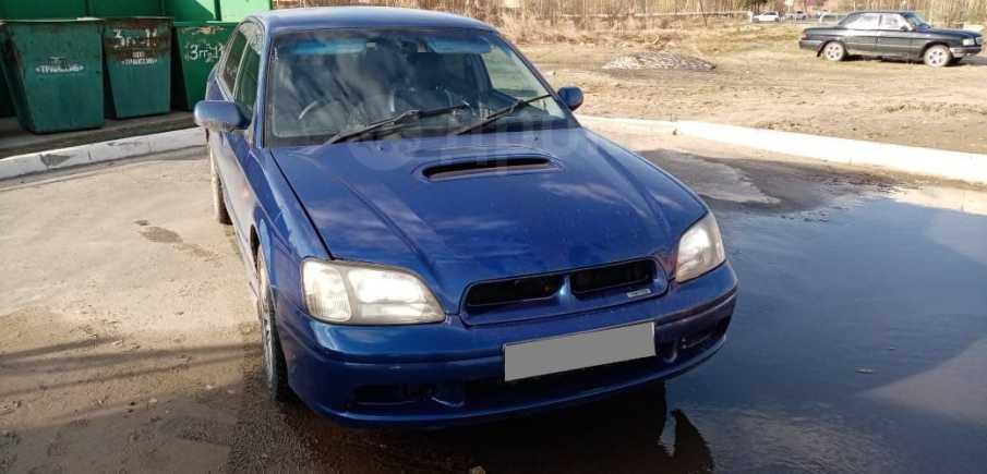 Subaru Legacy B4, 2000 год, 260 000 руб.