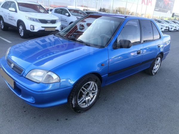 Suzuki Swift, 2002 год, 135 000 руб.