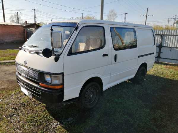 Toyota Hiace, 1991 год, 255 000 руб.