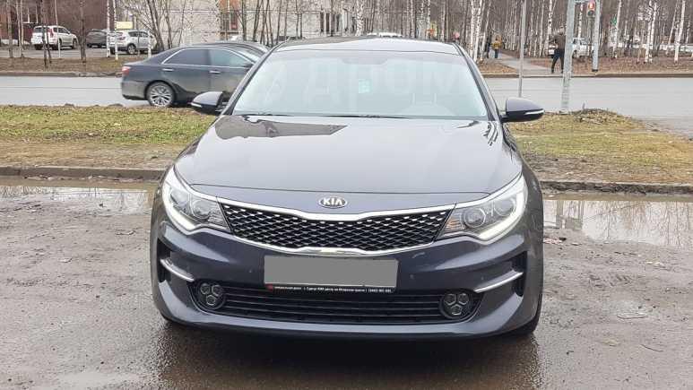Kia Optima, 2018 год, 1 350 000 руб.