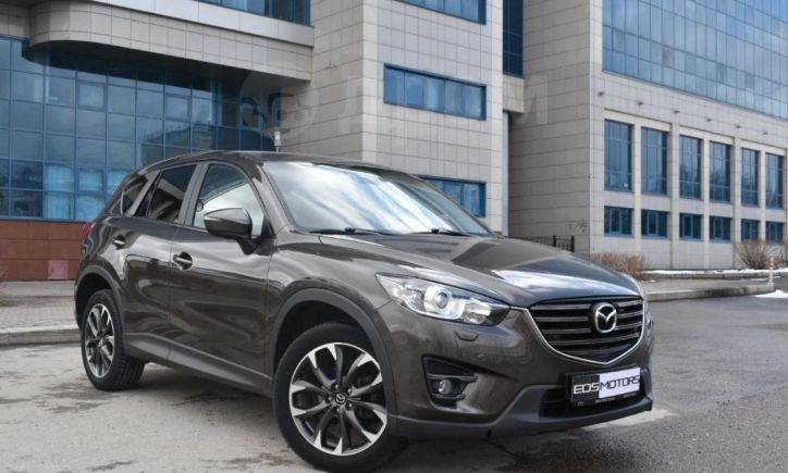 Mazda CX-5, 2015 год, 1 227 000 руб.