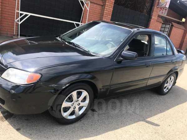 Mazda Protege, 2001 год, 165 000 руб.