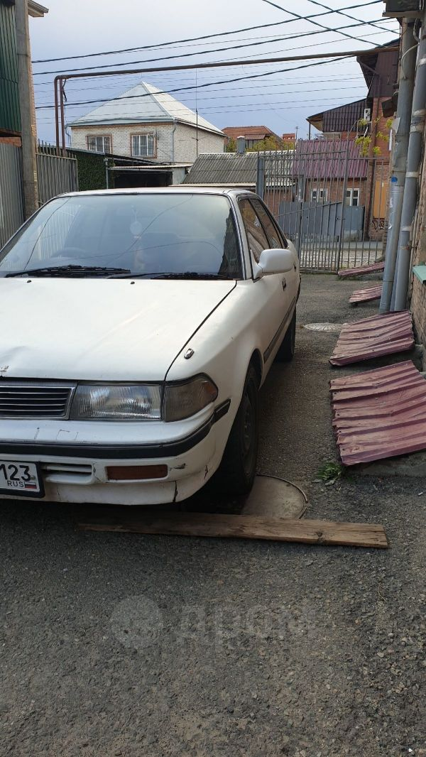 Toyota Corona, 1989 год, 55 000 руб.