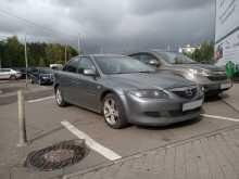 Великий Новгород Mazda6 2003