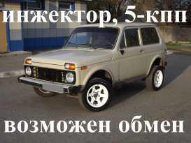Барнаул 4x4 2121 Нива 1982
