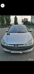 Peugeot 206, 2002 год, 100 000 руб.