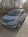 Hyundai Getz, 2004 год, 250 000 руб.