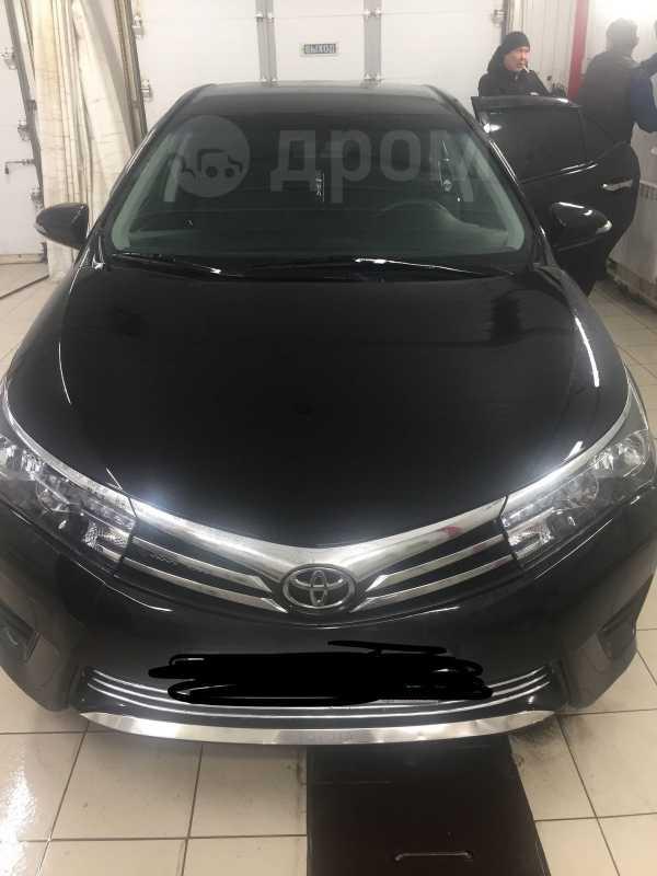 Toyota Corolla, 2014 год, 630 000 руб.