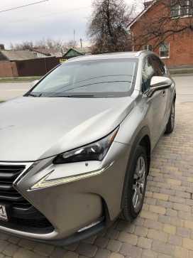 Ростов-на-Дону Lexus NX200t 2015