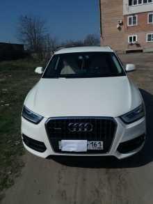 Моздок Audi Q3 2013