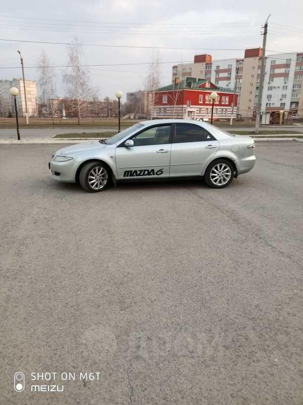 Mazda Mazda6, 2004 год, 240 000 руб.