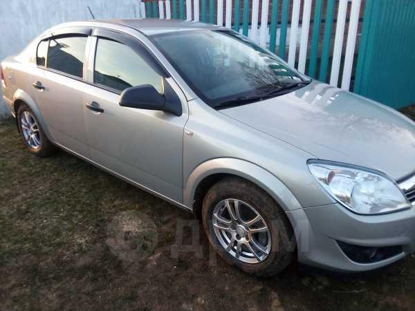 Opel Astra, 2009 год, 337 000 руб.