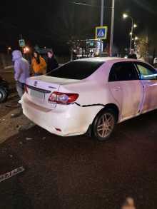 Дмитров Corolla FX 2013