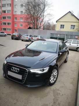 Вологда Audi A6 2011