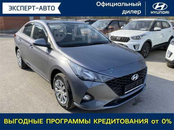 Hyundai Solaris, 2020 год, 972 000 руб.
