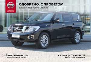 Владивосток Patrol 2014