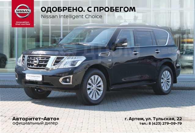Nissan Patrol, 2014 год, 2 000 000 руб.