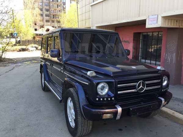 Mercedes-Benz G-Class, 1996 год, 930 000 руб.