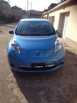 Улан-Удэ Nissan Leaf 2012