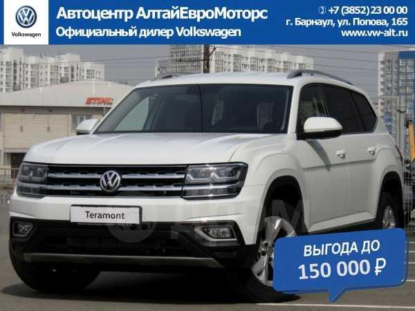 Volkswagen Teramont, 2019 год, 3 769 000 руб.