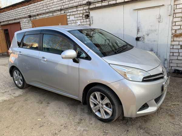 Toyota Ractis, 2011 год, 489 000 руб.